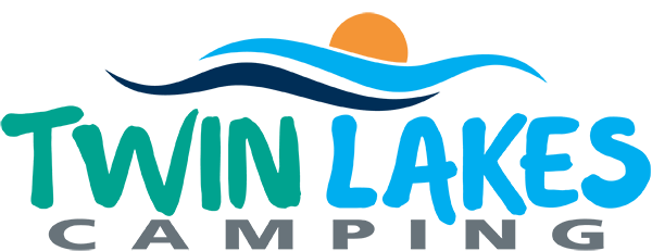 Twin Lakes Camping Retina Logo